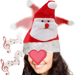 Christmas Hat.Funny Electric Christmas Hat