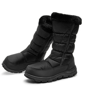 Winter Warm Plush Waterproof Non-Slip Boots