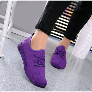 Women's Casual Easy Convenient Breathable Sneakers