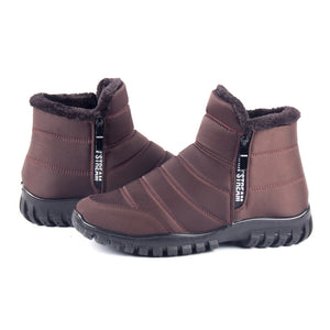 Men's Non-slip Soft Winter Plus Velvet Warm Boots