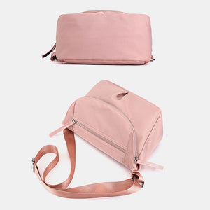Women Nylon Waterproof Versatile Shoulder Bag