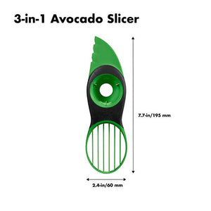 3 In 1 Durable Use Avocado Separator