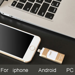 USB Flash Drive For iPhone/Android Phone Drive