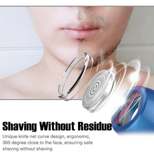 Mini Portable Magnetic Suction Phone Razor