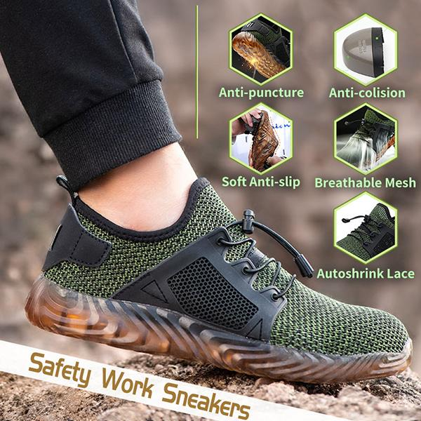 Safety Work Anti-Collision Climbing Shoes