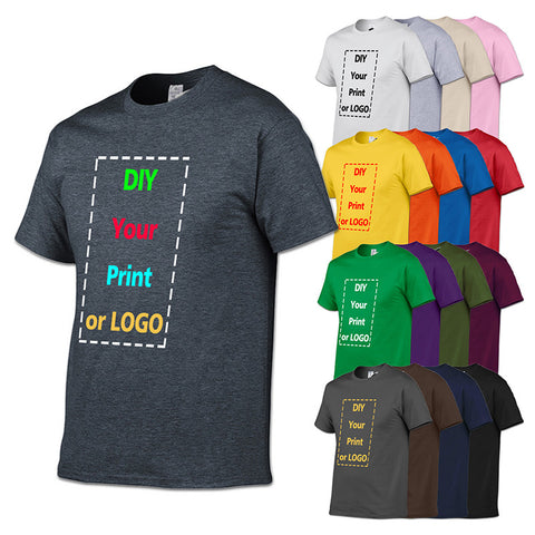 Fashion Customized Printed T-Shirt