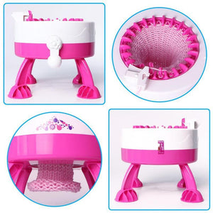 Needle Sewing Tools DIY Hand Knitting Machine