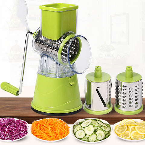 Stainless Steel Blades Vegetable Cutter
