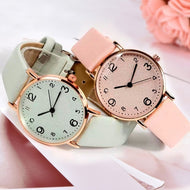 Fashion Women Luxury Simple Quartz Wrist Watches