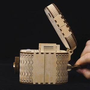 DIY Movable Mechanical Model Building Kits