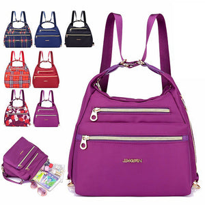 Multifunction Waterproof Nylon Brynn Bag