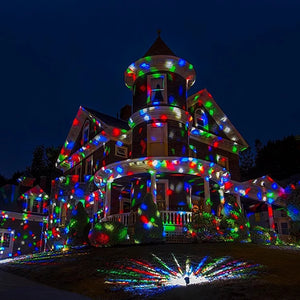 House Decor Laser Fairy Light Projection