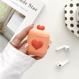 Airpods Protective Cover Bluetooth Wireless Earphone Case