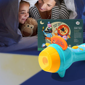 Children Projector Story Machine Glowing Toy