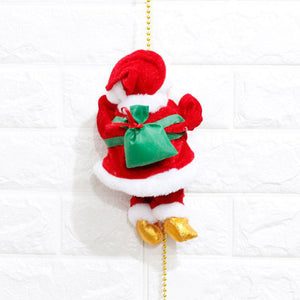 Best Christmas Gift Rope Climbing Santa Claus