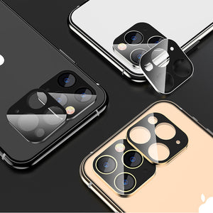 Camera Lens Tempered Glass Screen Protector