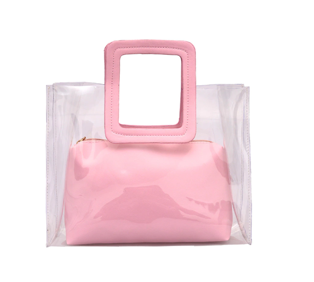 AURORA Beach Bag Pink