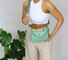 Load image into Gallery viewer, Aurora City Bag Mint Green