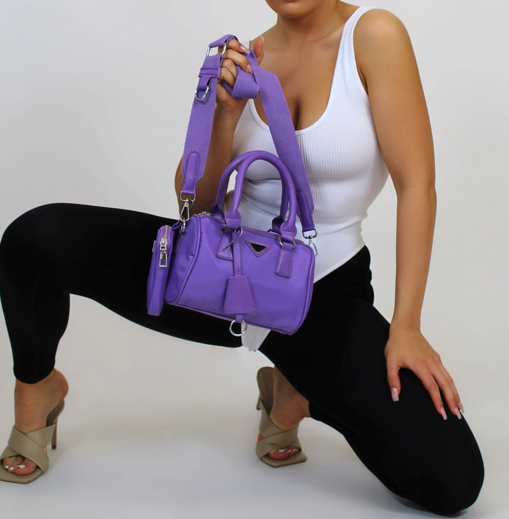 Aurora Cross Body Purple