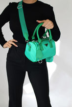 Load image into Gallery viewer, Aurora Cross Body Green