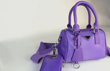 Load image into Gallery viewer, Aurora Cross Body Purple