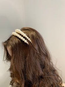 Midi Pearls Headband