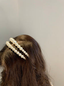 Mini Pearls Headband