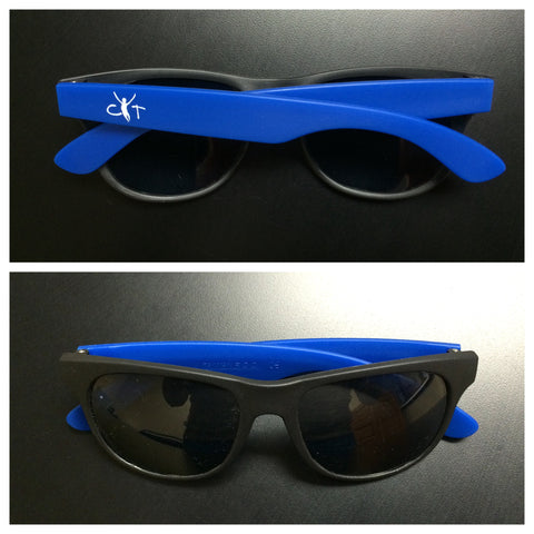 Sunglasses with CYT logo