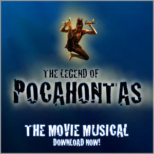 The Legend of Pocahontas Digital Download
