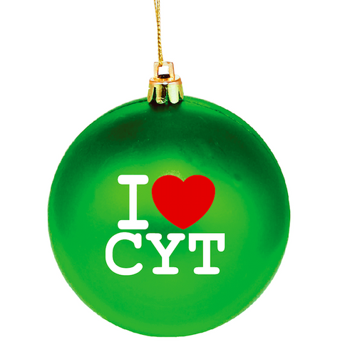 CYT Ornament