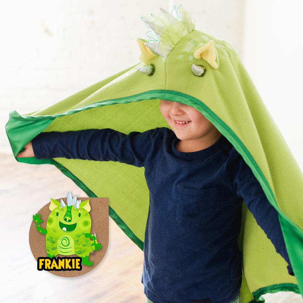 Frankie the Green Dragon