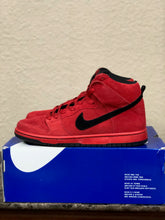 Load image into Gallery viewer, Red Devil Dunk High size 9