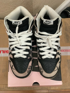 Unkle Dunk High size 9