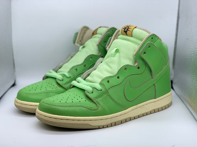 Statue of Liberty Dunk High size 10.5
