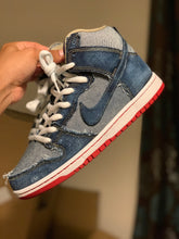 Load image into Gallery viewer, Reese Forbes Dunk High (Distressed) (DS)