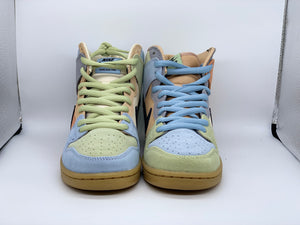 Spectrum Dunk High size 6 and 12