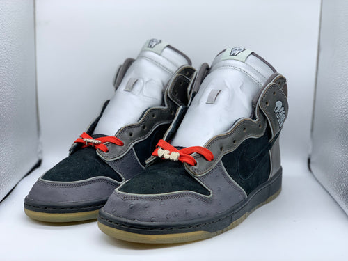 MF DOOM Dunk High size 11