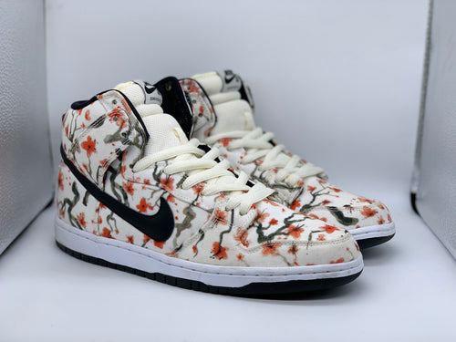 Cherry blossom Dunk High size 9.5
