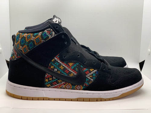 Aztec Dunk High size 11.5