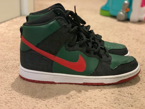 RESN Dunk High size 13