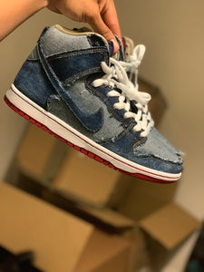 Reese Forbes Dunk High (Distressed) (DS)