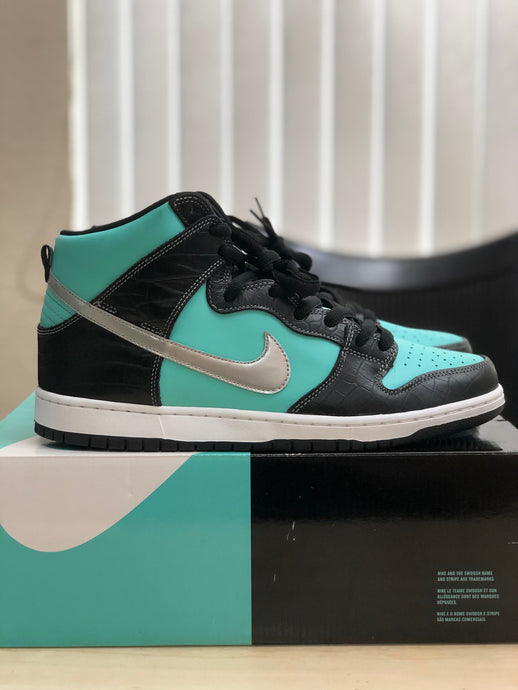 Tiffany Dunk High size 12 (DS)