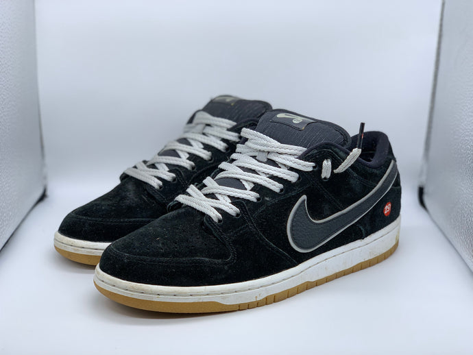 Quarter snacks Dunk Low size 9