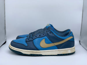 Clear Water 2002 Dunk Low size 8.5