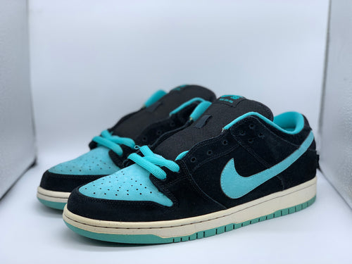 Tiffany J Pack Dunk Low size 10.5