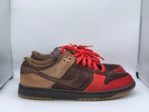 Bison Dunk Low size 9