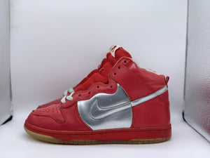Mork and Mindy Dunk High size 7