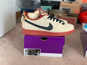 DS Hennessy Dunk Low size 9