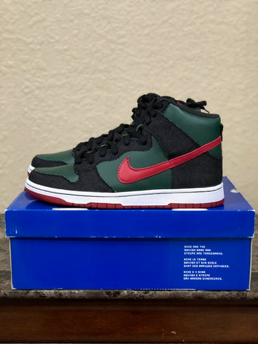 RESN Dunk High size 9 DS