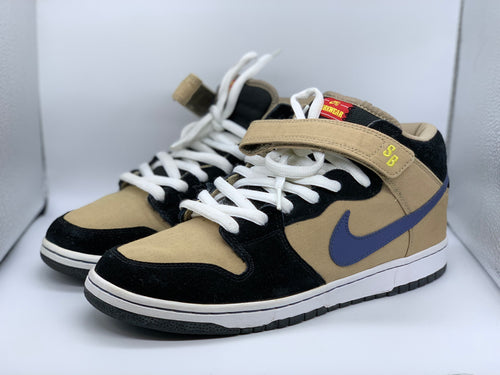 Work Wear Dunk MID size 11